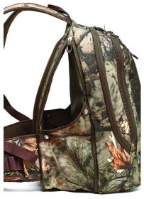 Hillman lovecký batoh s brašničkami 24l - 3DX kamufláž