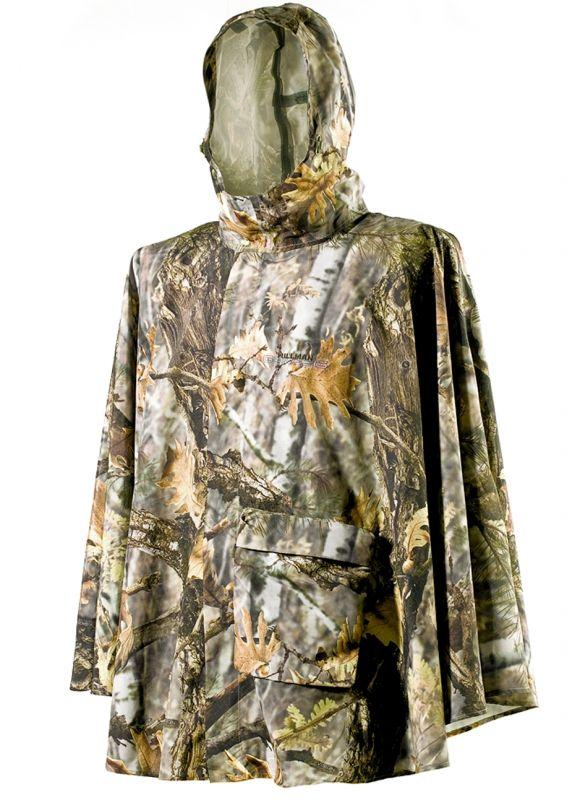 Lovecká pláštěnka Hillman Dryhands Raincover - kamufláž
