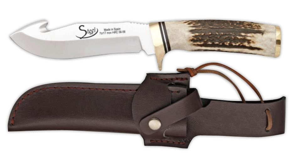 Lovecký nůž Albainox s párákem 12 cm Martinez Albainox