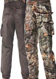 Hillman Hunter Pants zimní kalhoty - dub - DOPRODEJ