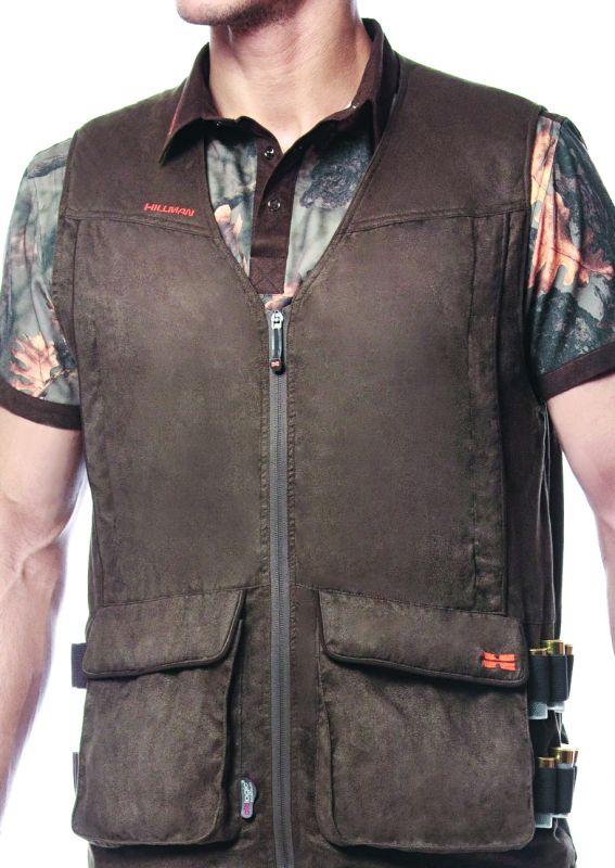 Hillman Hunter Vest vesta - dub