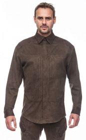 Hillman XPR Shirt Magnetic myslivecká košile - dub