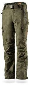 Kalhoty Hillman Tech Pants - lesní zeleň - DOPRODEJ