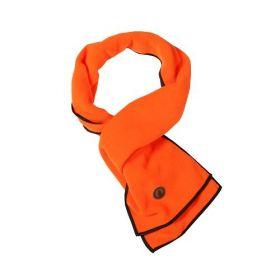 Zimní šála - reflexní oranžová - FOREST