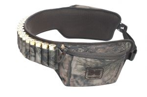 Hillman nábojový pás s kapsami - kamufláž