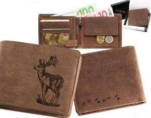 Myslivecká peněženka - daněk II