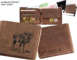 Myslivecká peněženka - muflon II