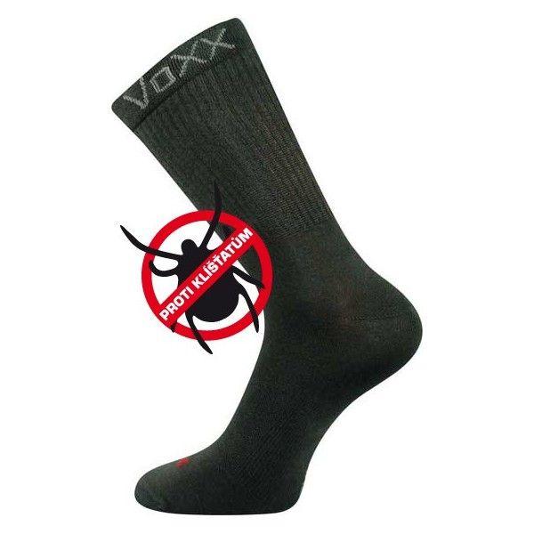 Ponožky VoXX proti klíšťatům - s obsahem mikročástic